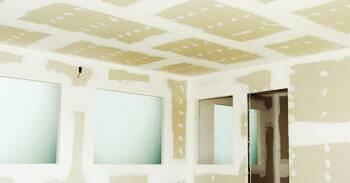 Trabalho de Drywall feito por Gesseiro