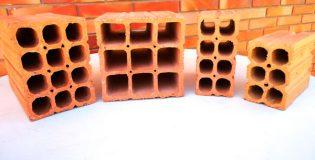 Conheça os diferentes tipos de tijolos para construção