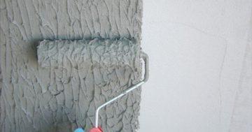 Como aplicar textura em paredes