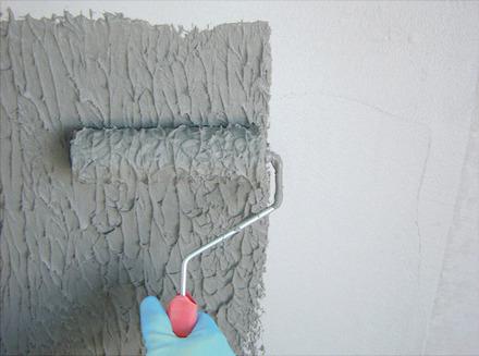 Como aplicar textura em paredes master house - Tipos de pintura para pared ...