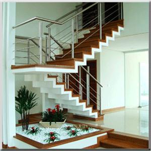 Escada-em-L