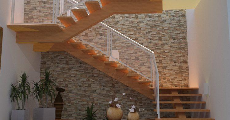 Como garantir a segurança em escadas