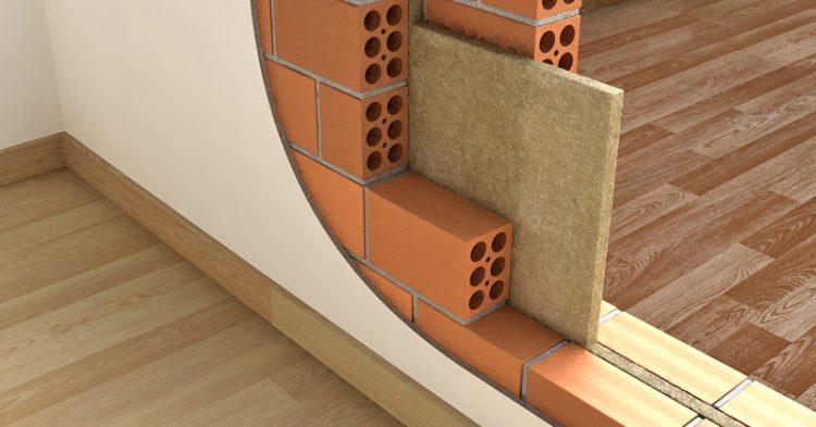 Isolamento acústico para paredes