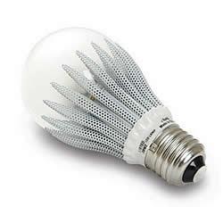 Lâmpada de LED para decoração