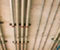 Instalação de canaletas