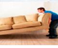 Movimentação de móveis