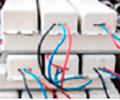 Troca de reatores de lâmpadas