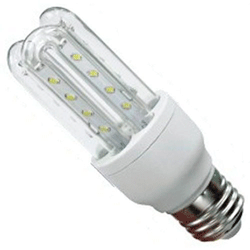 Lâmpada de LED comum