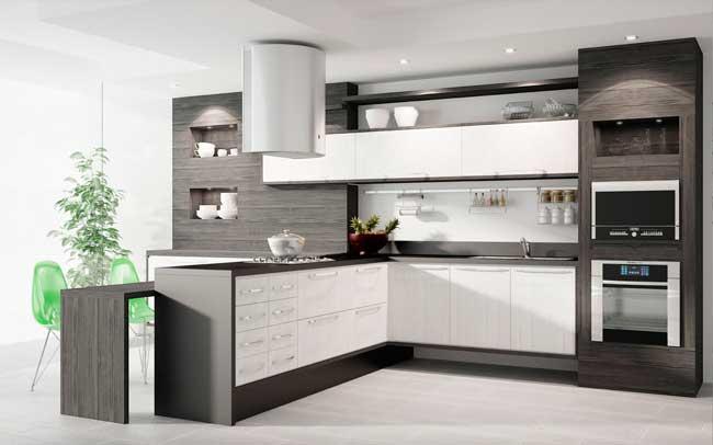 Dicas e ideias de cozinhas planejadas