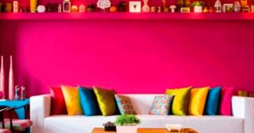 Como escolher as melhores cores de tintas para a sua casa