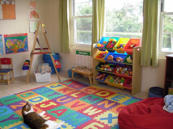 Dicas para organização do quarto dos filhos