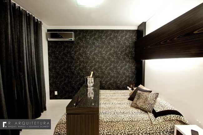 Papel de parede para quarto comum