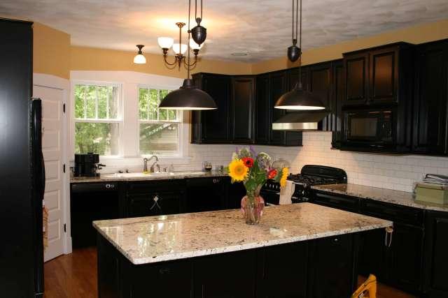 cozinha-decoracao-escura