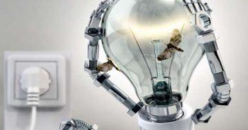 Como instalar lâmpadas tubulares de LED