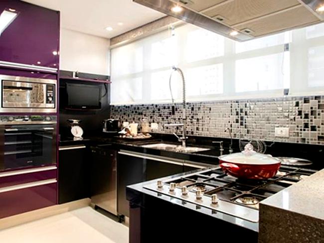 Cozinha com Pastilha