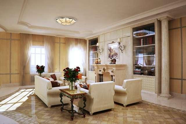 decoracao-classica-sala