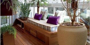 Ideias práticas para decorar sua varanda