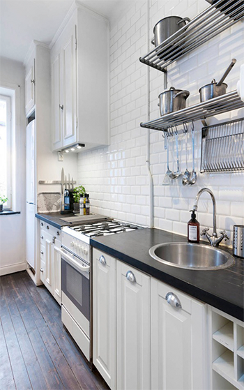 Cozinha - Estilo Escandinavo