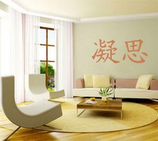 Decora o feng shui master house for Cores sala de estar feng shui
