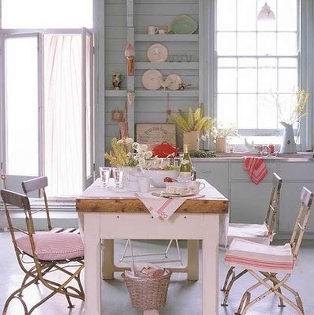 sala-de-jantar-decoracao-shabby-chic