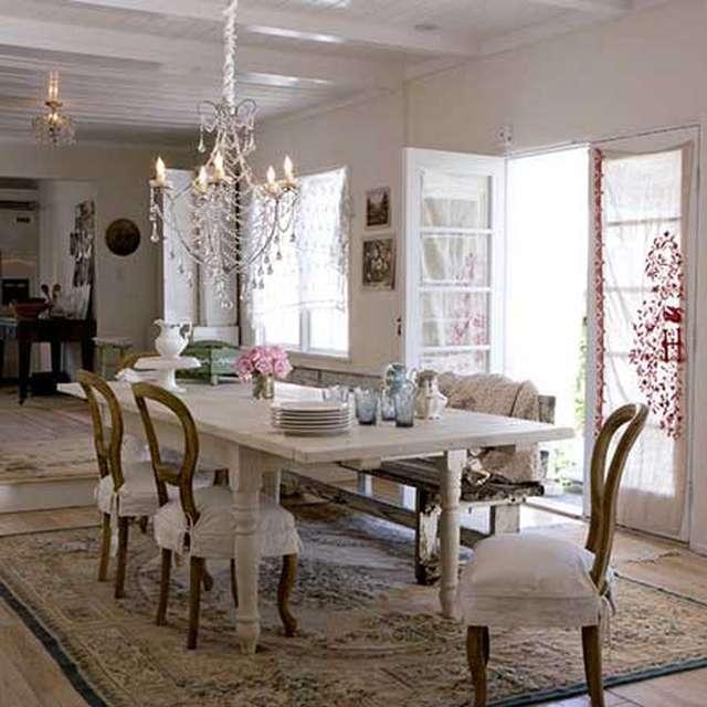 sala-jantar-decoracao-shabby-chic