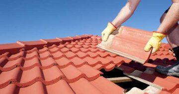 Como trocar telha quebrada