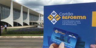 Cartão Reforma - Programa do Governo Federal