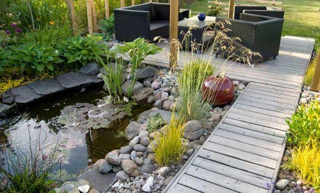 Inspirações de jardins para espaços pequenos