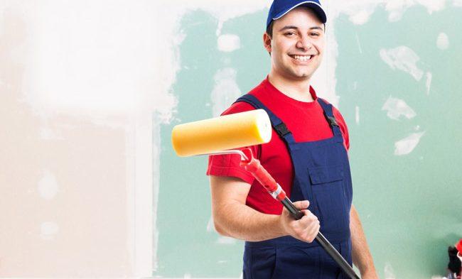 Como se programar para realizar serviços de pintura