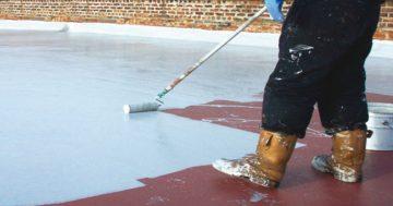 Como realizar impermeabilização com manta líquida
