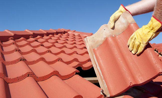 Como consertar telhados