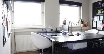 Veja a iluminação adequada para ambientes de trabalho