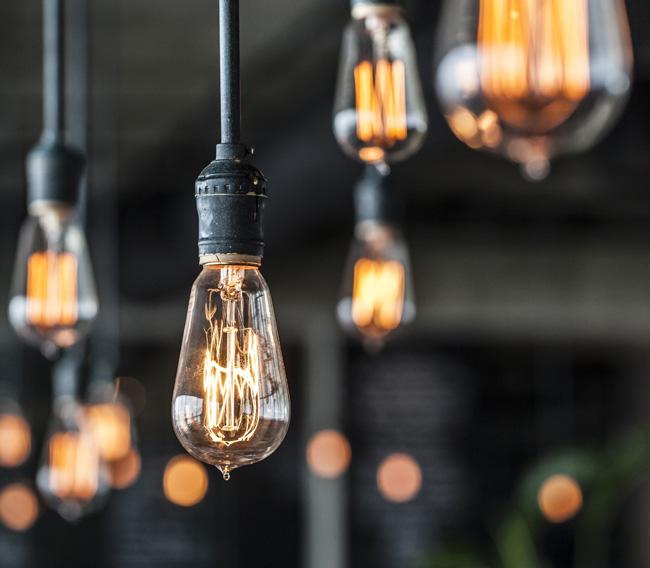 lampadas para escritório