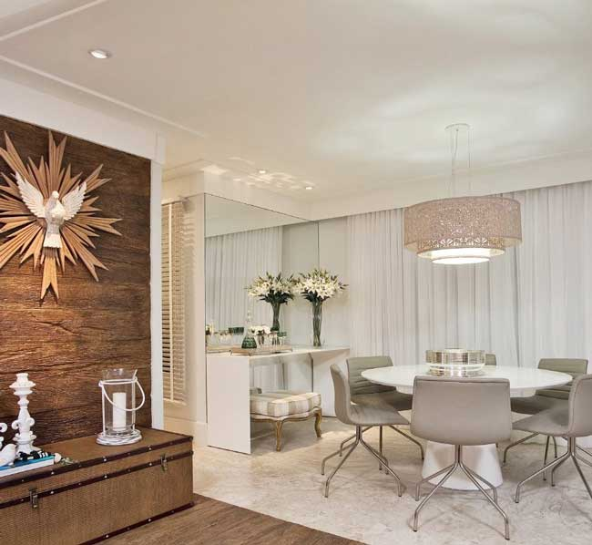 sala de jantar elegante