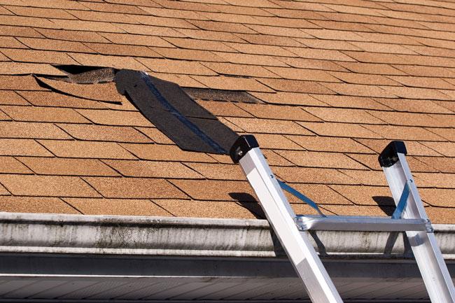 Dicas de segurança para arrumar o telhado
