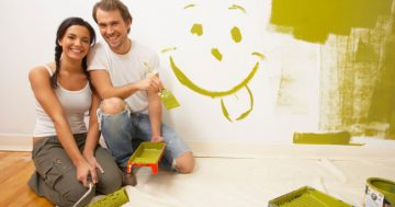 Como escolher a cor da tinta da sua casa