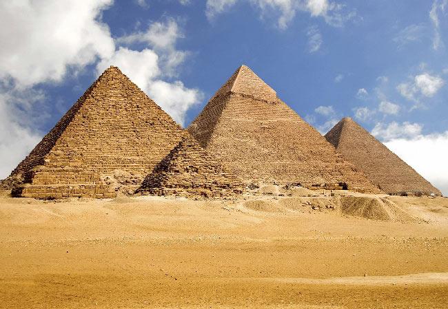 Pirâmides de Queóps, Quéfren e Miquerinos