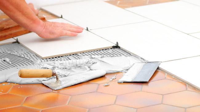 Como instalar piso sobre piso