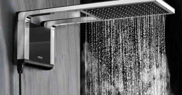 Chuveiros a gás ou elétricos: qual a melhor opção para água quente?