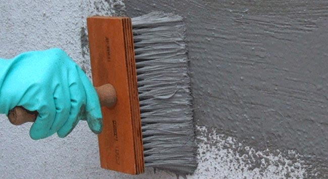 impermeabilização com argamassa