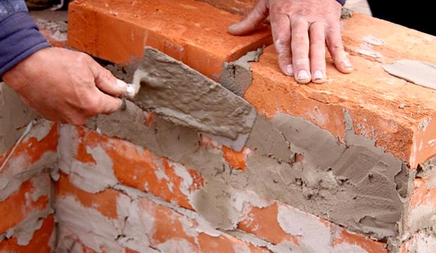 Construção com alvenaria estrutural