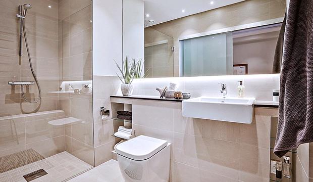 Decoração Em Banheiro Master House Manutenções E Reformas