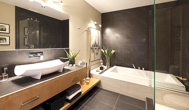 Ideia de decoração para o banheiro
