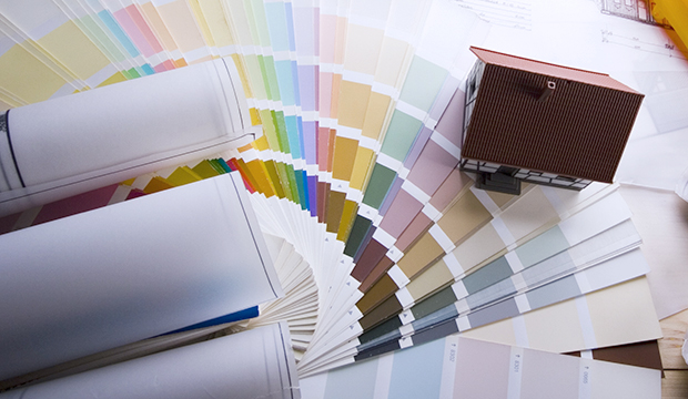 As cores disponíveis no mercado