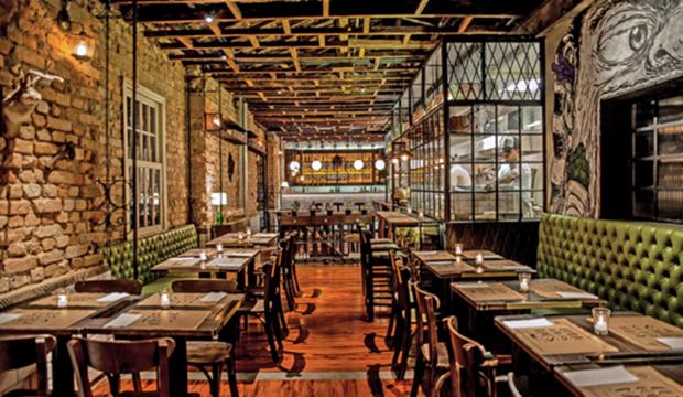Ideias de decoraç u00e3o para restaurantes Master House Manutenç u00e3o e Reformas # Decoração De Restaurante Rustico