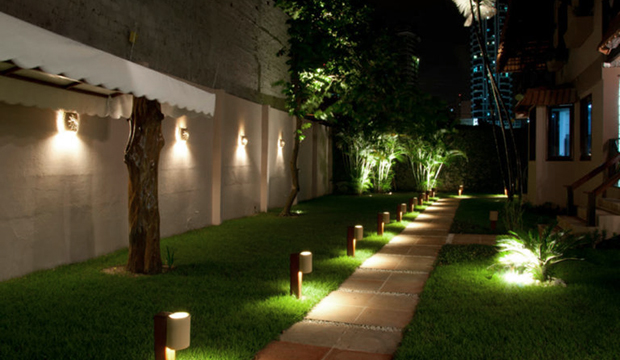 Dicas de iluminação para o jardim
