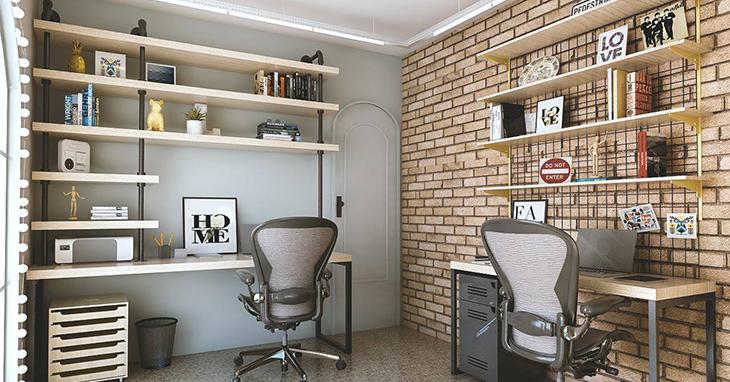 Saiba como montar um escritório home office