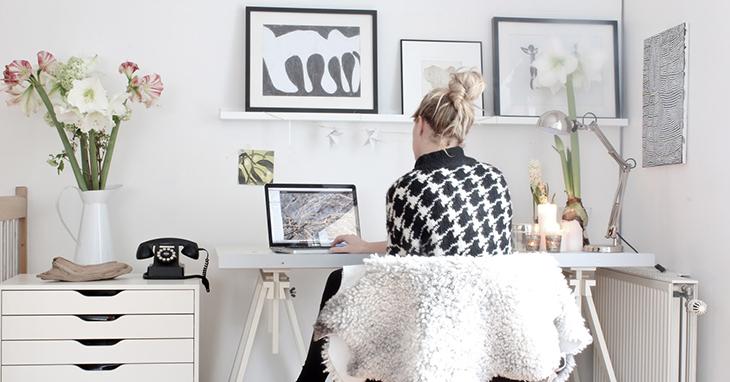 Home office: saiba como organizar um escritório em casa